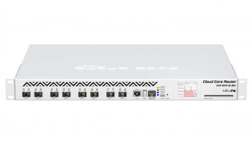 Cloud Core Router CCR1072-1G-8S+