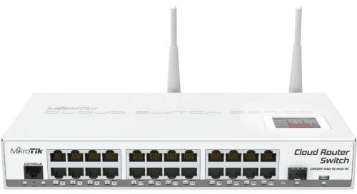 Cloud Router Switch CRS125-24G-1S-2HnD-IN wireless asztali switch