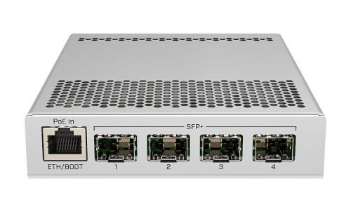 Cloud Router Switch CRS305-1G-4S+IN asztali