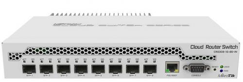 Cloud Router Switch CRS309-1G-8S+IN asztali/rack