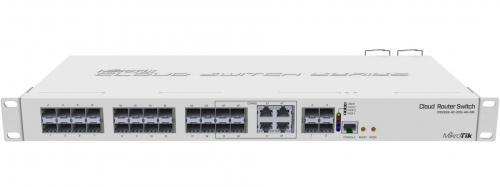 Cloud Router Switch CRS328-4C-20S-4S+RM 1U rack