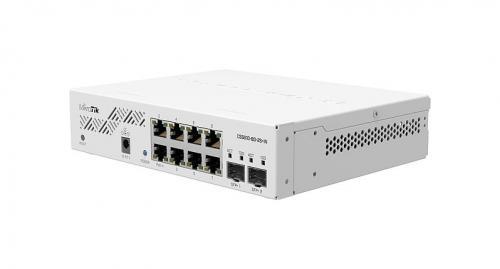 Cloud Smart Switch CSS610-8G-2S+IN asztali