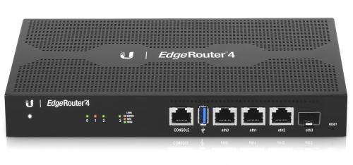 EdgeRouter 4 portos router