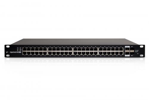 EdgeSwitch 48 port 500W Gigabit POE switch, Rack