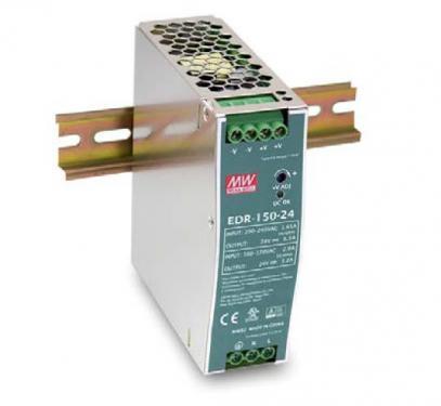 EDR-150-24 24V 150W tápegység DIN