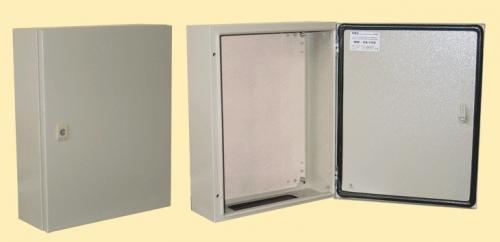 XBS Fém elosztószekrény, 400x300x200 mm, IP66