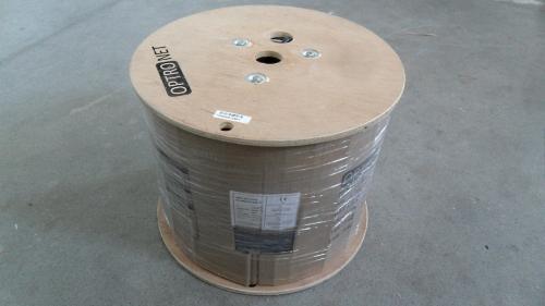 FTP kábel CAT.6A fali, kültéri, Optro-Net, 500 méter