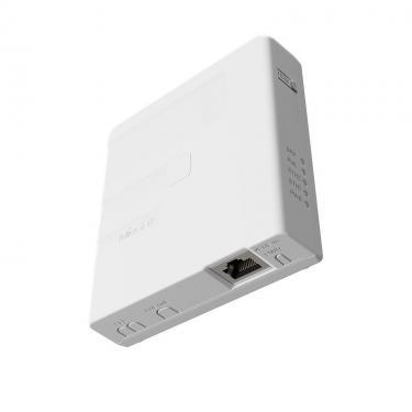 MikroTik GPEN21 Gigabit POE injektor, SFP porttal