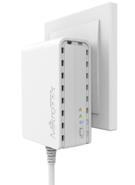 MikroTik PWR-LINE ethernet adapter