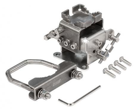 MikroTik solidMOUNT precíziós fém konzol LHG-hez