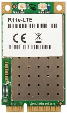 R11e-LTE miniPCI-e LTE modul