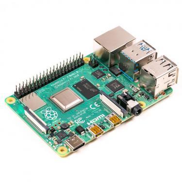 Raspberry Pi 4 Model B 1G RAM single board computer