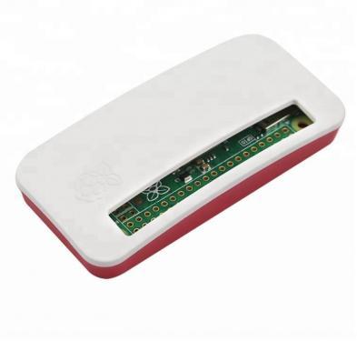 Raspberry Pi Zero W műanyag ház R/W (Piros/Fehér)
