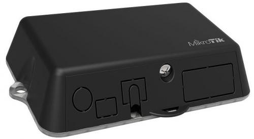 RouterBOARD LtAP mini LTE kit kültéri AP, mobil router