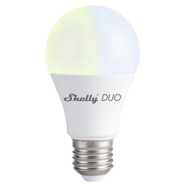 Shelly DUO (E27) WiFi okosizzó