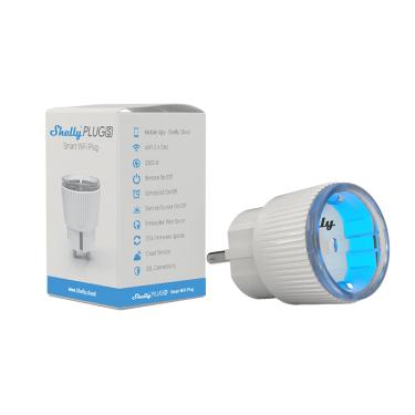 Shelly PLUG S Smart WiFi Plug