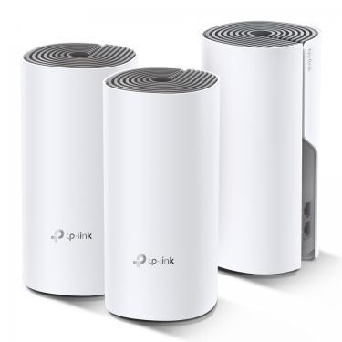 TP-Link Deco E4 AC1200 Wi-Fi Mesh rendszer 3-pack