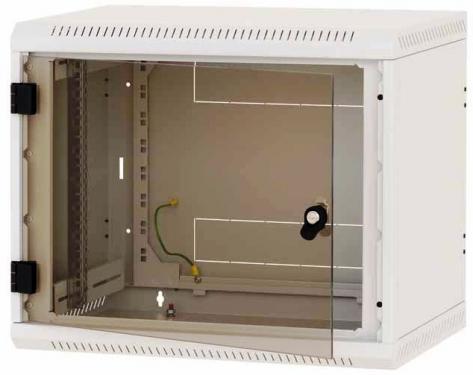 Triton  6U fali rack szekrény, 595 mm mély