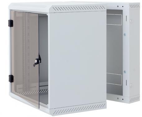 Triton  4U kétrészes fali rack szekrény, 515 mm mély