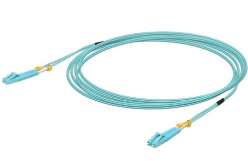 Ubiquiti optikai patch LC-LC MM OM3, duplex, 0.5 méter