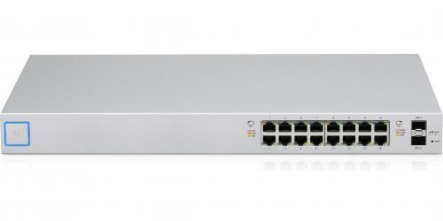 UniFiSwitch 16 port 150W Gigabit POE switch