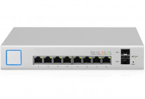 UniFiSwitch 8 port 150W Gigabit POE switch