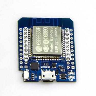 Wemos D1 Mini ESP32 V1.0.0 WiFi+BT IoT dev. board