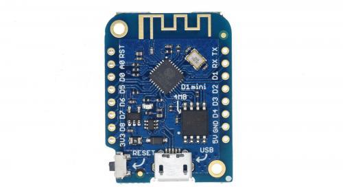 Wemos D1 Mini V3.0.3.0 ESP8266 IoT dev. board