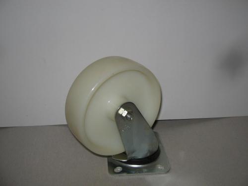 Forgó talpas kerék  poliamid  125 mm
