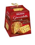 Balocco panettone Goccolotto  csokicseppel  500g