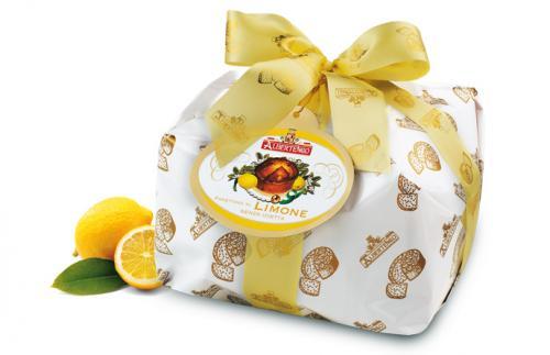 Albertengo panettone citromos 1kg