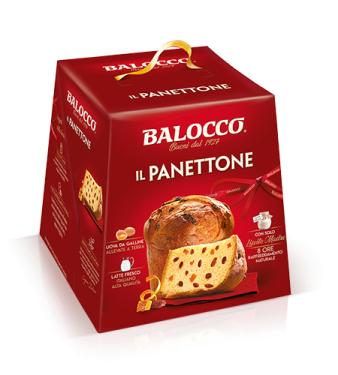 Balocco panettone klasszikus 750g