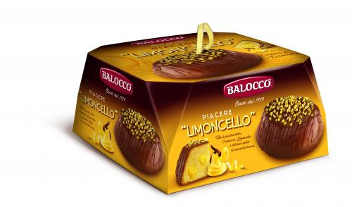Balocco piacere Limoncello 750g