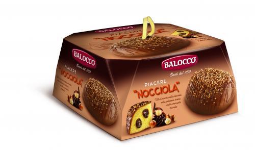 Balocco piacere Nocciola 750g