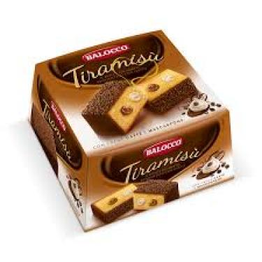 Balocco Tiramisu kalács különlegesség  csokoládéval bevonva 650g