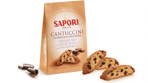Sapori csokis cantuccini 250g