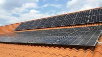 10 kW-os napelem rendszer kompletten Q-cells 350 W-os napelemmel, szereléssel, engedélyezéssel