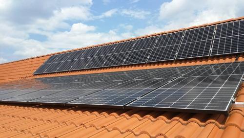 15 kW-os napelem rendszer kompletten Q-cells 360 W-os napelemmel, szereléssel, engedélyezéssel