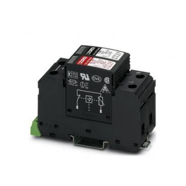 AC túlfeszültséglevezető egyfázisú, Phoenix Contact VAL-MS 230/1+1 C típusú