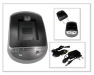 Panasonic DMW-BLG10 / DMW-BLE9 / DMW-BLH7 utángyártott töltő