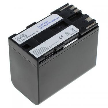 CANON BP-970G 6600mAh Li-Ion utángyártott akku/akkumulátor
