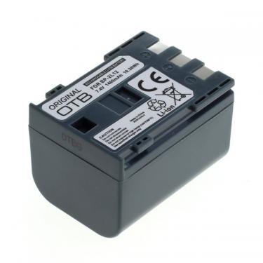 Canon BP-2L12 1400mAh Li-Ion utángyártott akku/akkumulátor