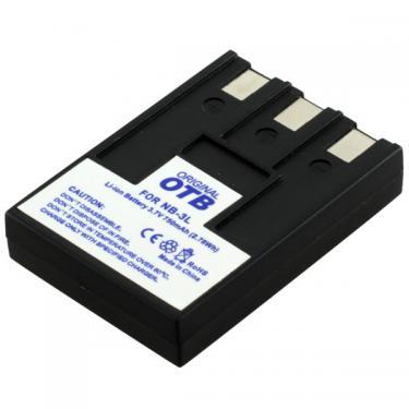 Canon NB-3L utángyártott akku/akkumulátor