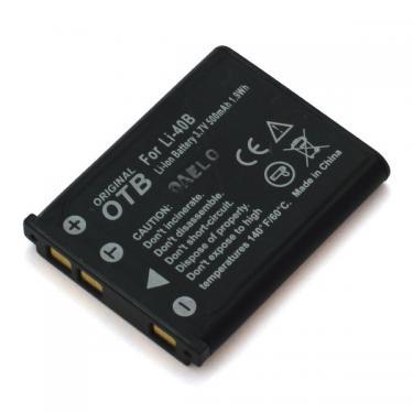 Kodak Klic-7006 650mAh Li-Ion utángyártott akku/akkumulátor