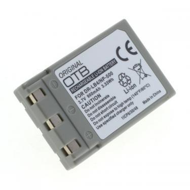 MINOLTA NP-600 LI-ION tángyártott akku