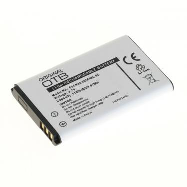 Nokia BL-5C / BL-5CA 1100mAh Li-Ion utángyártott akku akkumulátor