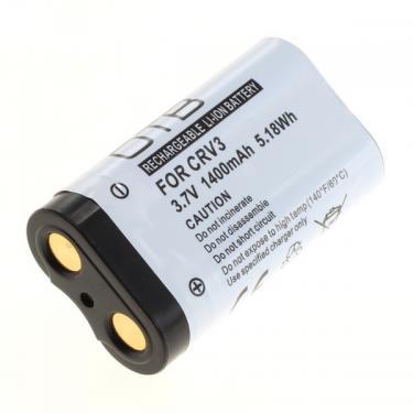OTB Olympus Kodak Minolta CR-V3 Li-Ion 1400mAh utángyártott akku