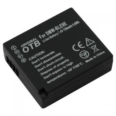 Panasonic DMW-BLE9 / DMW-BLE9E Li-Ion utángyártott akku/akkumulátor