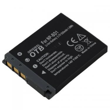 Sony NP-FD1 Li-Ion utángyártott akku/akkumulátor