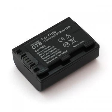 Sony NP-FH50 / NP-FP50 Li-Ion utángyártott akku/akkumulátor